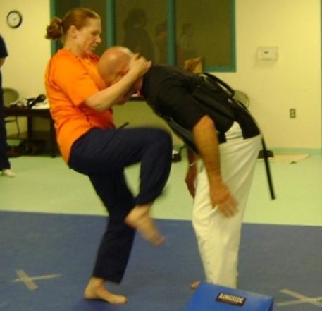 A2AH Employees get Schooled in Self Defense