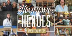 "Dr. Jess Franklin is recognized as ""Hometown Hero"""