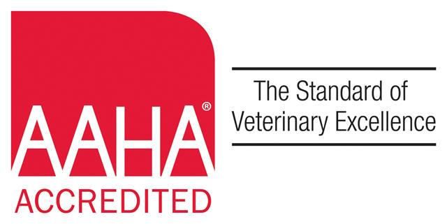 Ann Arbor Animal Hospital is an AAHA-accredited veterinary clinic