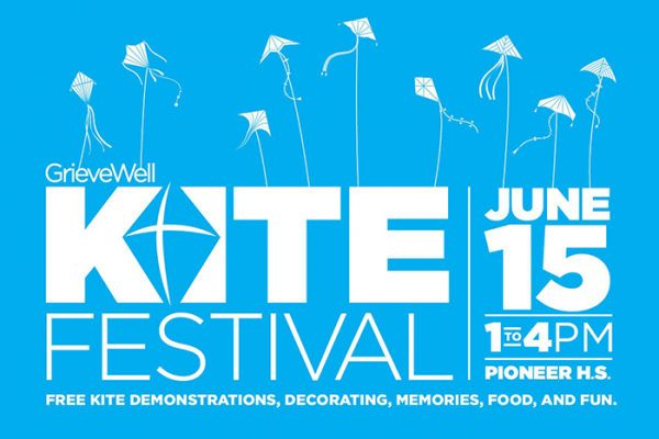 we are sponsoring the kite festival on june 15th