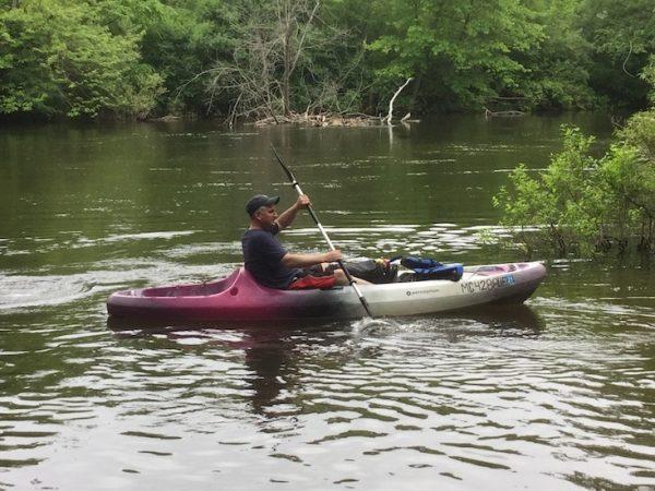 annual canoe trip 2019