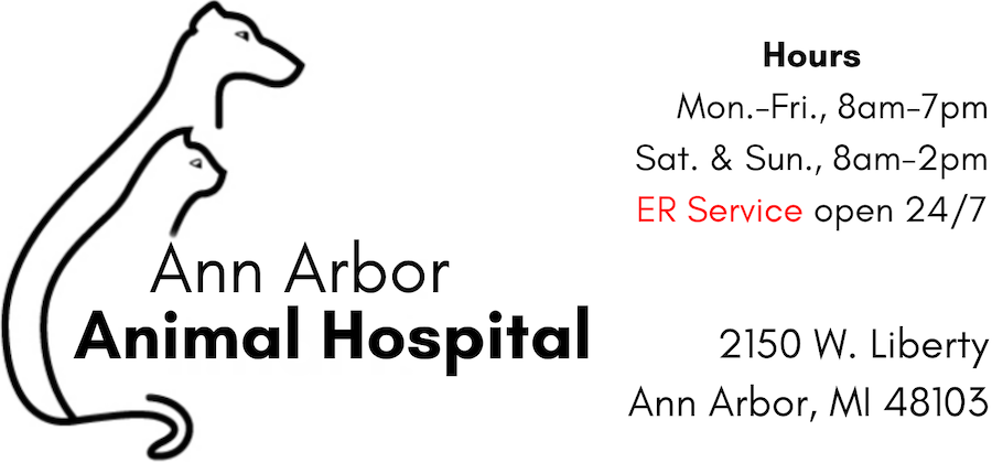 Ann Arbor Animal Hospital Logo
