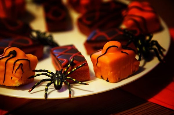 Halloween pet safety keep treats candy away from pets
